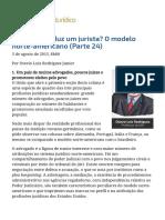 ConJur - Como Se Produz Um Jurista_ O Modelo Norte-Americano (Parte 24)