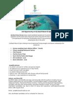 Advertisement- Job Maldives -8 (1)
