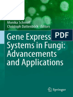 [Fungal Biology] Monika Schmoll, Christoph Dattenböck (Eds.) - Gene Expression Systems in Fungi_ Advancements and Applications (2016, Springer International Publishing) (1)