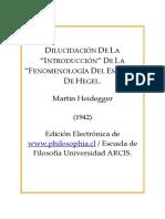 Heidegger, Martin - Introduccion a la fenomenologia de Hegel.pdf