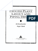Process Plan Layout