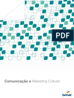 comunicação e marketing cultural
