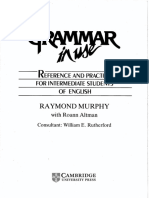 1.Longman - Grammar in Use - Reference and Practice for Intermediate Students of English - 1st Ed - Explanations