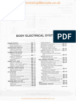 Section BE - Body Electrical System.pdf