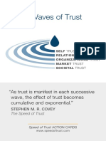 Trust action cards
