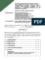 Proyecto de resolución de la Acción de inconstitucionalidad 15/2017