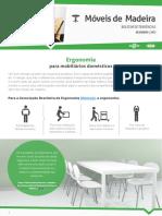 Cartilha Sebrae - Ergonomia Para Mobiliarios Domésticos