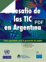 Novick -Tic en Argentina