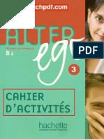 Alter Ego B1 Cahier d'Activites