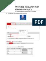 Instalacion de SQL Developer Para Trabajar Con Pl