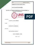 Informe Adeline Perceptron Multicapa
