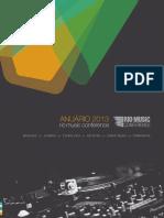 Anuário BRMC - 2013