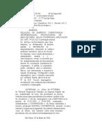 03 - Cooperativa - Vinculo Trabalhista Configurado