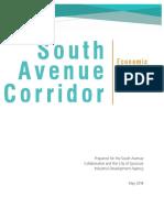 South Avenue Economic Dev Feasibility Study