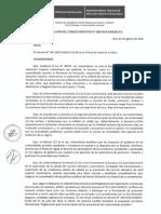Resolucion Consejo Directivo 088 2018 Resuelve Prepublicar El Reglamento de Promotoras