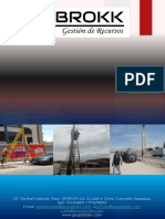 Brochur Brokk Telecomunicaciones