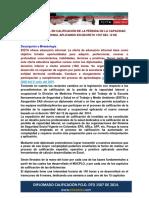 Syllabus Diplomado Calificación PCLO. Decreto 1507 Del 2014.