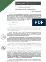 Resolucion Consejo Directivo 089 2018 Resuelve Aprobar Rectificacion de Res 047 2018 Unbarranca