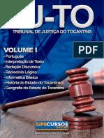 dadb267075c82  Apostila TJ-To - Volume I (2018) - GPS Cursos