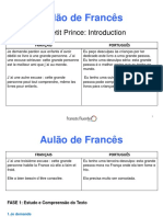 6ºAulão de Francês - Introduction - Le Petit Prince.pdf