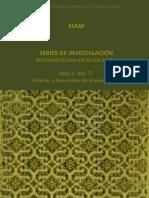 SIAM Series de Investigacion Iberoamericana en Museologia
