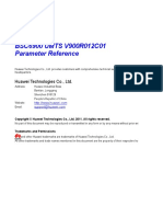 Parameter Reference Umts
