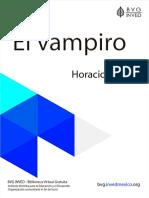 El Vampiro - Horacio Quiroga - BVG INVED - Bvg.invedmexico.org - c