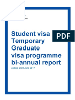 Application for a Student Visa 150622