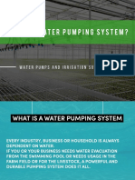 Water Pump Systems   Irrigation Supplies UK