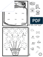 word families worksheets.doc