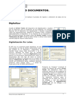 Procesado de documentos