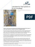 God Particle Hunt