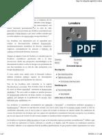 Levadura - Wikipedia, La Enciclopedia Libre
