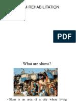 2. Slum Rehabilitation Ppt