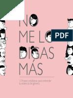 Libro - No Me Lo Digas Más