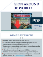 Recession Around the World