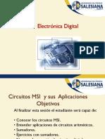 Circuitos MSI _Capitulo v