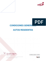Ana Condiciones Generales 2017
