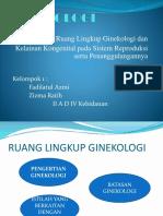 Kelompok 1 Konsep Ginekologi