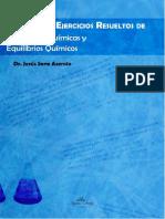 Saenz-Asencio, Mas de 1000 Ejercicios Resueltos de Reacciones Quimicas y Equilibrios Quimicos Jose Sanz Asensio