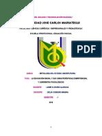 Monografia de Educacion Inicial-Delia