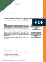 Artigo5_A Perspectiva Enunciativista e a Prática de Análise Linguística