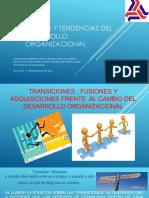 Transciciones, Fusiones y Adquisiciones en El d.o.