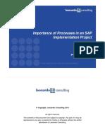 SAP Business Process Importance 1575