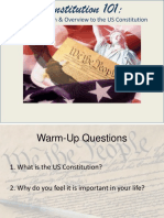 constitution 101
