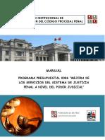 NCPP - MANUAL+DEL+PP+0086+-+PODER+JUDICIAL