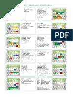 2018-2019 calendar ii