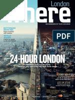 Where London - Magazine ESL