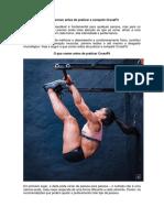 O Que Comer Antes de Praticar e Competir CrossFit