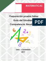 Guia Del Estudiante Institucion educativa de Leña 5 grado